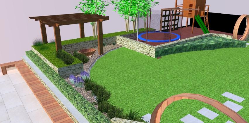garden design CAD