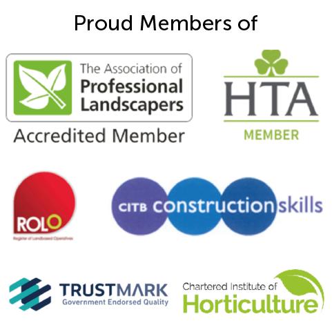 professional landscaper accreditations